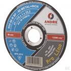 Diskas metalui Andre 115x1x22