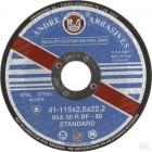 Diskas metalui Andre 115x2.5x22
