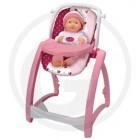 Lėlės kėdė KLEIN (4in1)