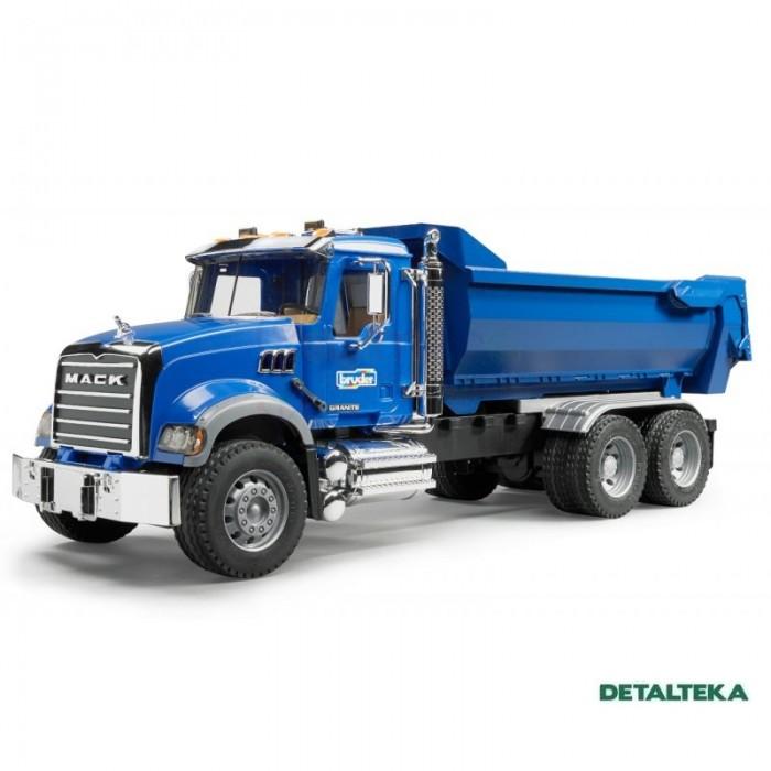 Mack Granite savivartis sunkvežimis