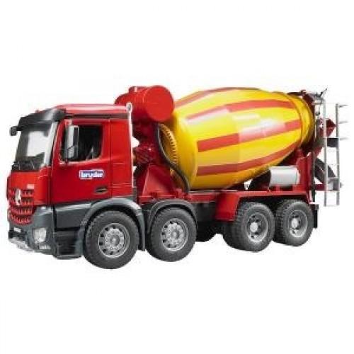 Betonvežis MB Arocs