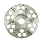 6 ašmenų aliumininis diskas kanopoms
