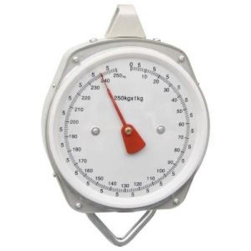 Pakabinamos laikrodinės svarstyklės, 100 kg