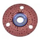 Šlifavimo diskas kanopoms, Ø 115 mm